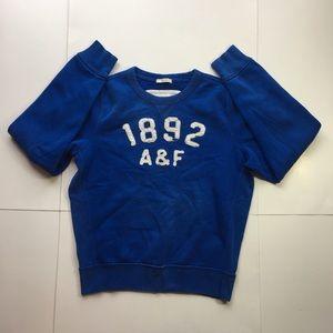 Abercrombie & Fitch Men's Pullover Sweatshirt